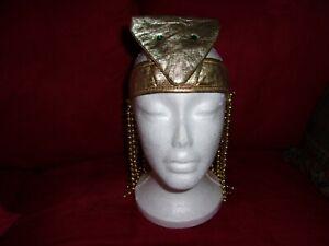 Vintage Egyptian Costume Headpiece