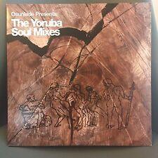 Osunlade - The Yoruba Soul Mixes - BBE Records 3x LP Vinyl