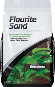 Seachem Flourite Sand Planted Aquarium Gravel 3.5kg/7.7lbs   Free Shipping