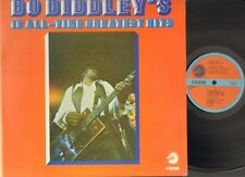 BO DIDDLEY 16 All time Greatest Hits LP 16 track CHESS Records