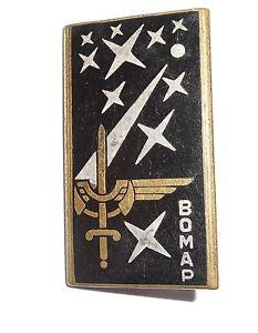 Insigne de la BOMAP