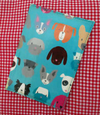 PAPERCHASE Passport Holder Case Cover~Cute Dog Print~Travel Wallet Accessory