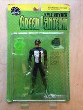 DC Direct Kyle Rayner Green Lantern Action Figure with Power Battery and Ring