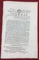 La Ferté sous Jouarre 1791 Sillery Marne Montauban Marseille Révolution Journal