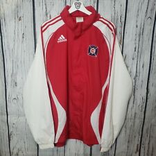 Chicago Fire USA soccer jacket 2005/2006 size L
