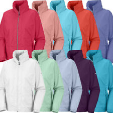 """New Womens Columbia """"Access Point"""" Omni-Shield Packable Rain / Wind Jacket"""