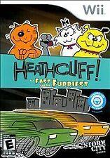 New: Heathcliff: The Fast & the Furriest - Nintendo Wii: Nintendo Wii, Wii Video
