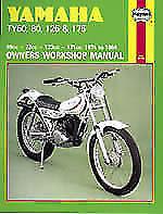Yamaha TY Paper Motorcycle Repair Manuals & Literature