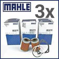 3x Mahle Filtre à Huile Ox 37D BMW R 100/7
