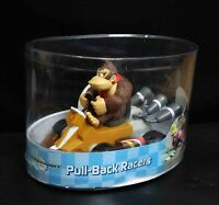 "Super Mario Bros Donkey Kong Pull Back Racer Car figure car about 5""/12cm long"