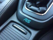 2016 Focus RS sticker Gear Surround  Sticker Not Badge / Plaque Mk2 Mk3 Nitrous