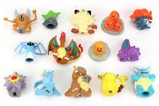 Nintendo Pokemon Pocket Monster 1st GEN Mini 14 Figure Full Color Gashapon Lot