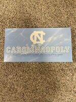 University of North Carolina Tar Heels Carolinaopoly Board Game