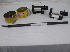 Lot of 5 Kinedyne and Pacific Cargo Trailer Winch & Strap Parts