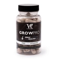 Hair Growth Vitamins UK Watermans - BIOTIN -  Best Hair & Nail growth tablets