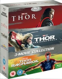 Thor 3 Movie Collection Blu Ray