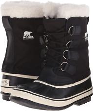 Sorel UK3 Carnival Boots, Waterproof Black Stone, EU 36 BRAND NEW
