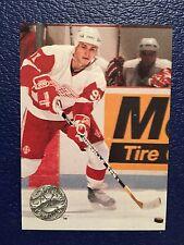 1991-92 Pro Set Platinum Insert #PC7  Sergei Federov Red Wings  NM/MT