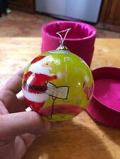 Hand Painted Li Bien Ornament From 2006