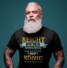 Handwerker T-Shirt Geschenk Dachdecker Elektriker Maurer Fliesenleger  S - 5XL