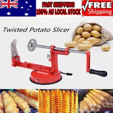 Potato Twister Tornado Slicer Automatic Cutter Machine Spiral Kitchen New Brand