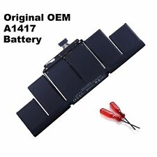 """New Original OEM APPLE Macbook Pro 15"""" A1398 Mid 2012 Early 2013 Battery A1417"""