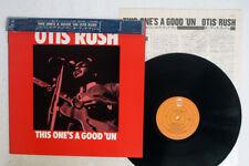 OTIS RUSH ONE'S A GOOD 'UN EPIC ECPJ-19 Japan CAP OBI VINYL LP