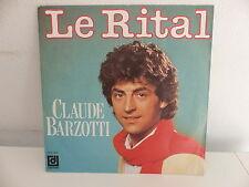 CLAUDE BARZOTTI Le rital DPX 810
