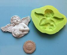 Cupid silicone mould - cake decorating - valentines