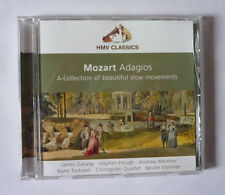 HMV CLASSICS - MOZART ADAGIOS - VARIOUS ARTISTS 2003 CD ALBUM - GOOD CONDITION