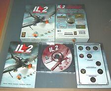 Il 2 Sturmovik Juego PC Edición Original En Caja 2001 en muy buena condición