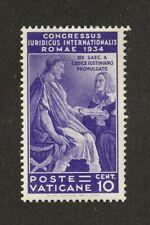 Vatican City stamp #42, MNHOG, XXF, 1935, SCV $20