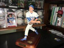 """Don Drysdale Los Angeles Dodgers Danbury Mint 8"""" Ceramic Statue Figurine No Box"""