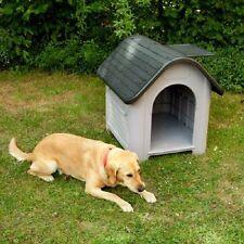 Cuccia cani Igienica e antiallegica in plastica S altissima qualità 60x74x66 cm