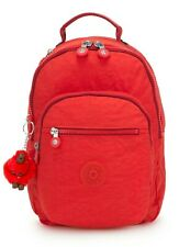 Kipling CLAS SEOUL S Backpack with Tablet Compartment - Active Red