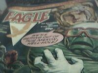 rare comic eagle october 9th 1982