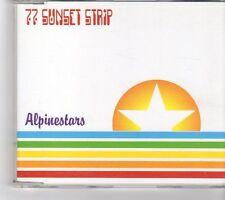 (FK304) Alpinestars, 77 Sunset Strip  - 2000 CD