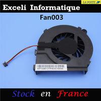 FAN HP Pavilion G6-1322SL G6-1322SR G6-1322TU G6-1322TX G6-1323EE ventilateur