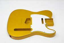 Eden® Premier Series Alder Tele Guitar Body HS Metallic Gold