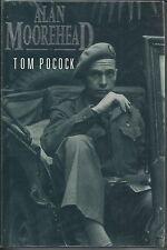 Alan Moorehead by Tom Pocock