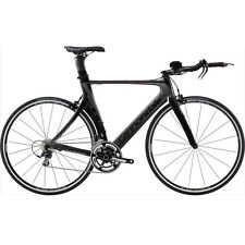 BRAND NEW Cannondale Slice 5 105  Black Triathlon bike