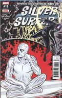 Silver Surfer #11 MARVEL COMICS 2016 SLOTT ALLRED COVER A