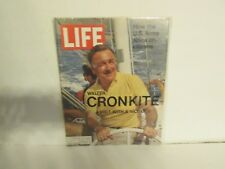 COMPLETE LIFE MAGAZIINE MAR 26 1971 WALTER CRONKITE US ARMY SPIES  L1065