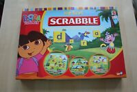 MY FIRST SCRABBLE DORA THE EXPLORER EDITION COMPLETE MATTEL