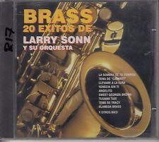 Larry Sonn y Su Orquesta Brass 20 Exitos  CD New Sealed