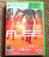 FUSE VIDEO GAME XBOX 360 WALMART RECONDITIONED INSOMNIAC GAMES FREE SHIPPING