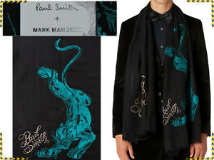PAUL SMITH Scarf for Man 175€, Here for Much Less! PS06 D-1