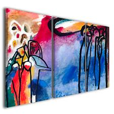 Quadri Wassily kandinsky vol XXI stampe su tela quadro moderno famoso ® TOP