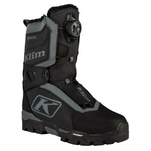 Brand New Klim Aurora GTX Boa Boot - Size:6 - Asphalt - #3390-001-006-600