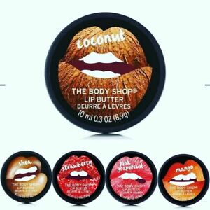 🤍 The Body Shop 🤍 Lip Butters 👄 Choose your Scent 🤍 Multibuy 🤍 Free P&P 🤍